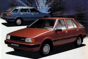 Hyundai Pony III (1985 - 1990) Hatchback
