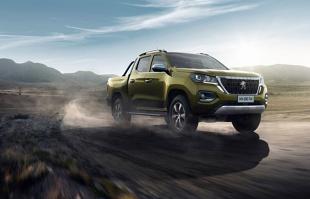 Peugeot. Francuska marka zaprezentowała pickupa. Gdzie będzie sprzedawany?
