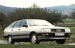 Audi 200 II (C3) (1983 - 1991) Kombi