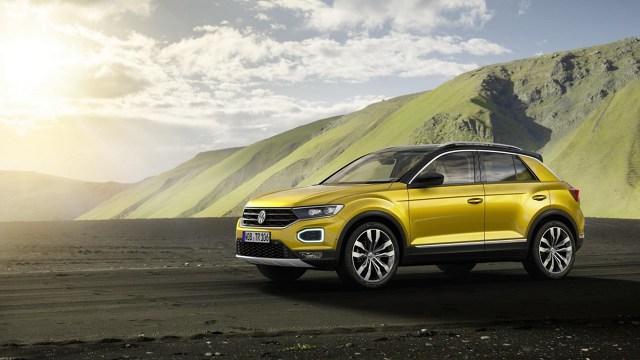zdjęcie Volkswagen T-Roc
