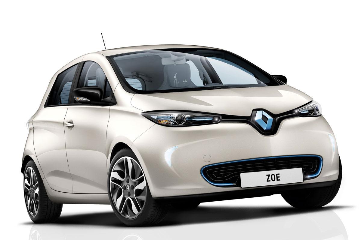 Renault Zoe / Fot. Renault