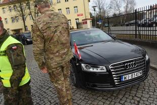 Czy wojsko może zająć nasz samochód? (video)