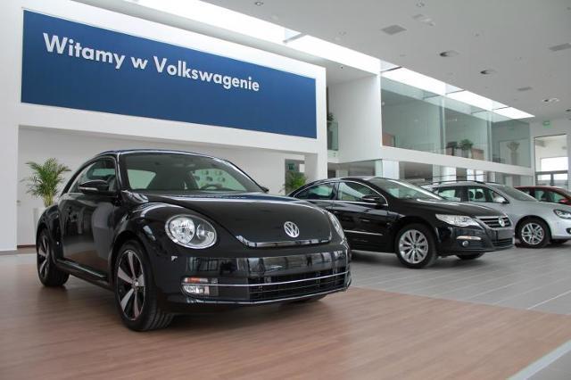 Nowoczesny salon Volkswagena w Rzeszowie już otwarty