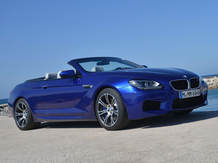 BMW M6 F12/F13 (2012 - teraz) Kabriolet