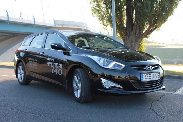 Testujemy: Hyundai i40 - porównanie benzyny i diesla