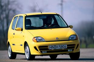 Fiat Seicento (1998 - 2010) Hatchback