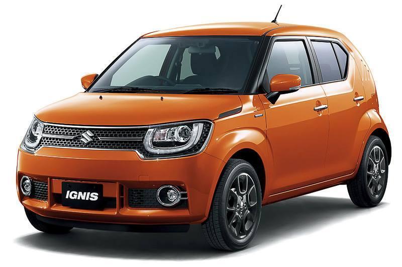 """Ignis to niewielki crossover nowej generacji zbudowany w oparciu o koncepcję """"funkcjonalnego i stylowego crossovera segmentu mini"""", który sprawdzi się nie tylko w codziennej eksploatacji, ale również podczas weekendowych wypraw za miasto / Fot. Suzuki"""