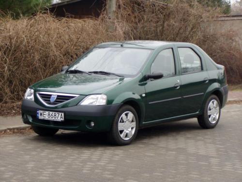 Fot. Ryszard Polit: Dacia Logan to nieskomplikowane technicznie auto przeznaczone dla mniej zamożnych klientów. Dzięki sprawdzonym podzespołom jest szansa na długoletnie użytkowanie, pod warunkiem zachowania właściwych reżimów technologicznych i jakościow