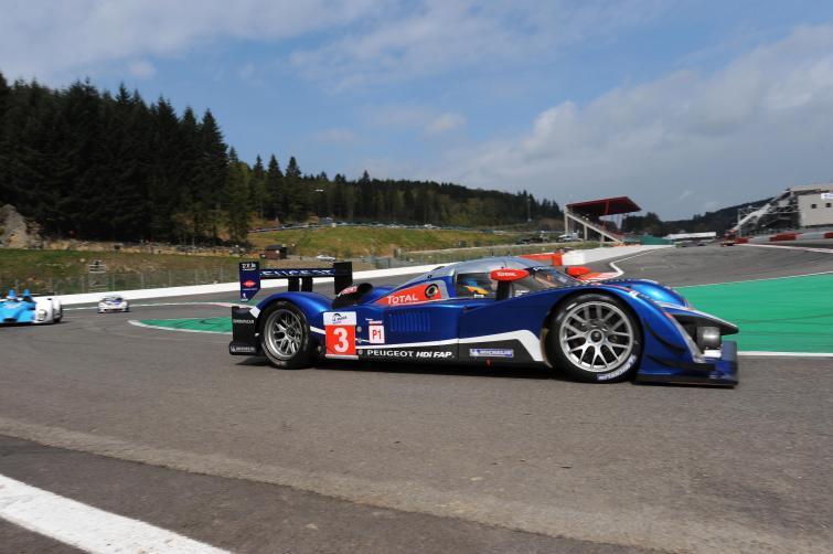 24-godzinny wyścig Le Mans – dzień testowy