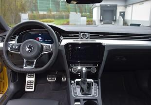 Volkswagen Arteon R-Line 2.0 TDI Bi-Turbo 240 KM 4Motion  Fot. Marcin Rejmer