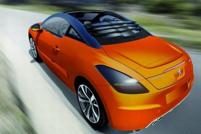 zdjęcie Peugeot RCZ Magna Steyr