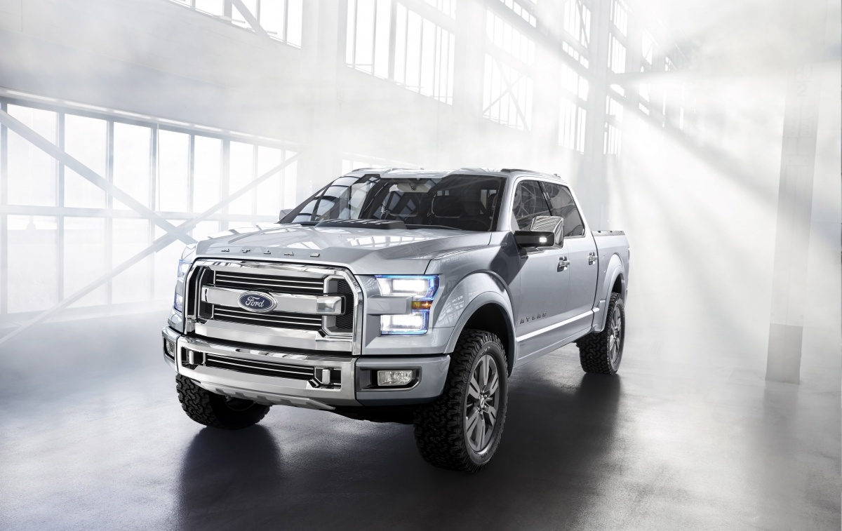 Ford F 150 Z Technologia Ecoboost