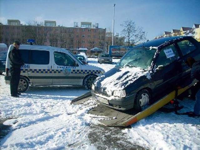 Zostawisz auto na parkingu, mogą ci je wywieźć