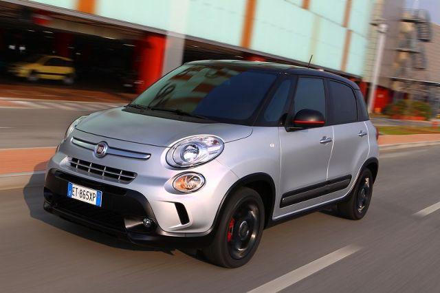 Fiat 500L Beats Edition, Fot: Fiat