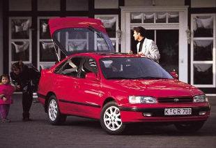 Toyota Carina V (1992 - 1998) Hatchback