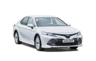 Toyota Camry (2018 - teraz) sedan
