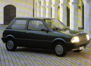 Innocenti Minitre Minitre (1985 - 1990) Hatchback