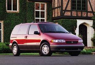 Nissan Quest II (1999 - 2002) Minivan