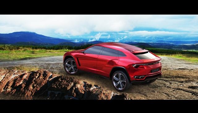 zdjęcie Lamborghini Urus