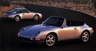 Porsche 911 993 (1993 - 1998) Kabriolet
