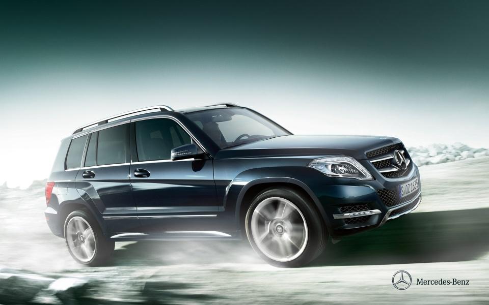 Mercedes-Benz GLK Fot: Mercedes-Benz