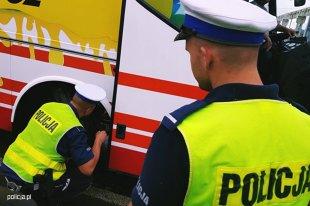 Kontrole stanu autokarów przewożących dzieci na wypoczynek - w wyznaczonych punktach na terenie całej Polski