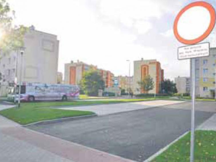 Nowy parking w Szczecinku nie dla aut