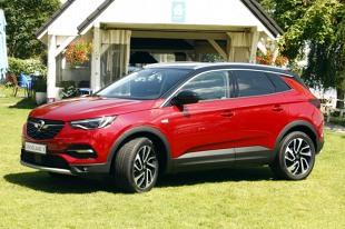 Opel Grandland X. Niemcy stawiają na SUV-y