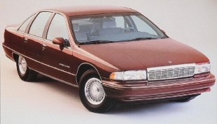 Chevrolet Caprice IV (1991 - 1996) Sedan
