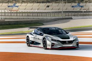Nissan Leaf Nismo RC na wyścigi. Jaką ma moc i osiągi?
