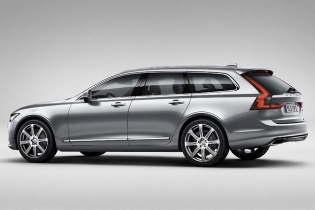 Szwedzka nowość najpierw zostanie pokazany na prezentacji w Szwecji, a następnie pojawi się na marcowym salonie samochodowym w Genewie / Fot. Volvo
