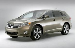 Toyota Venza (2009 - teraz) SUV