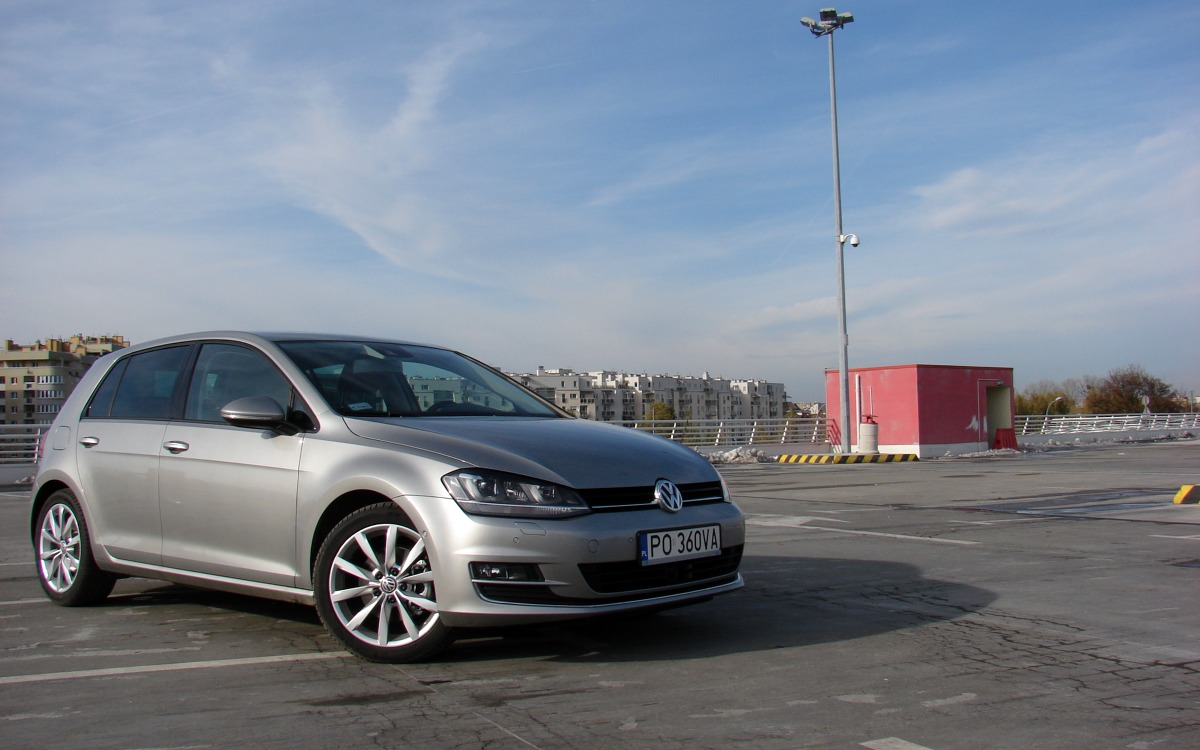 volkswagen golf vii 2 0 tdi. Black Bedroom Furniture Sets. Home Design Ideas