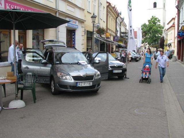 Motopiknik w Rzeszowie pod znakiem nowości Skody, Forda i Seata