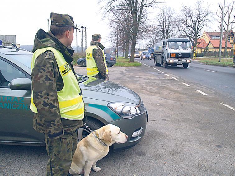 Straż Graniczna jak policja. Może wystawiać mandaty