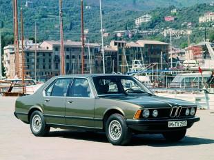 BMW SERIA 7 I (E23) (1977 - 1986) Sedan [E23]