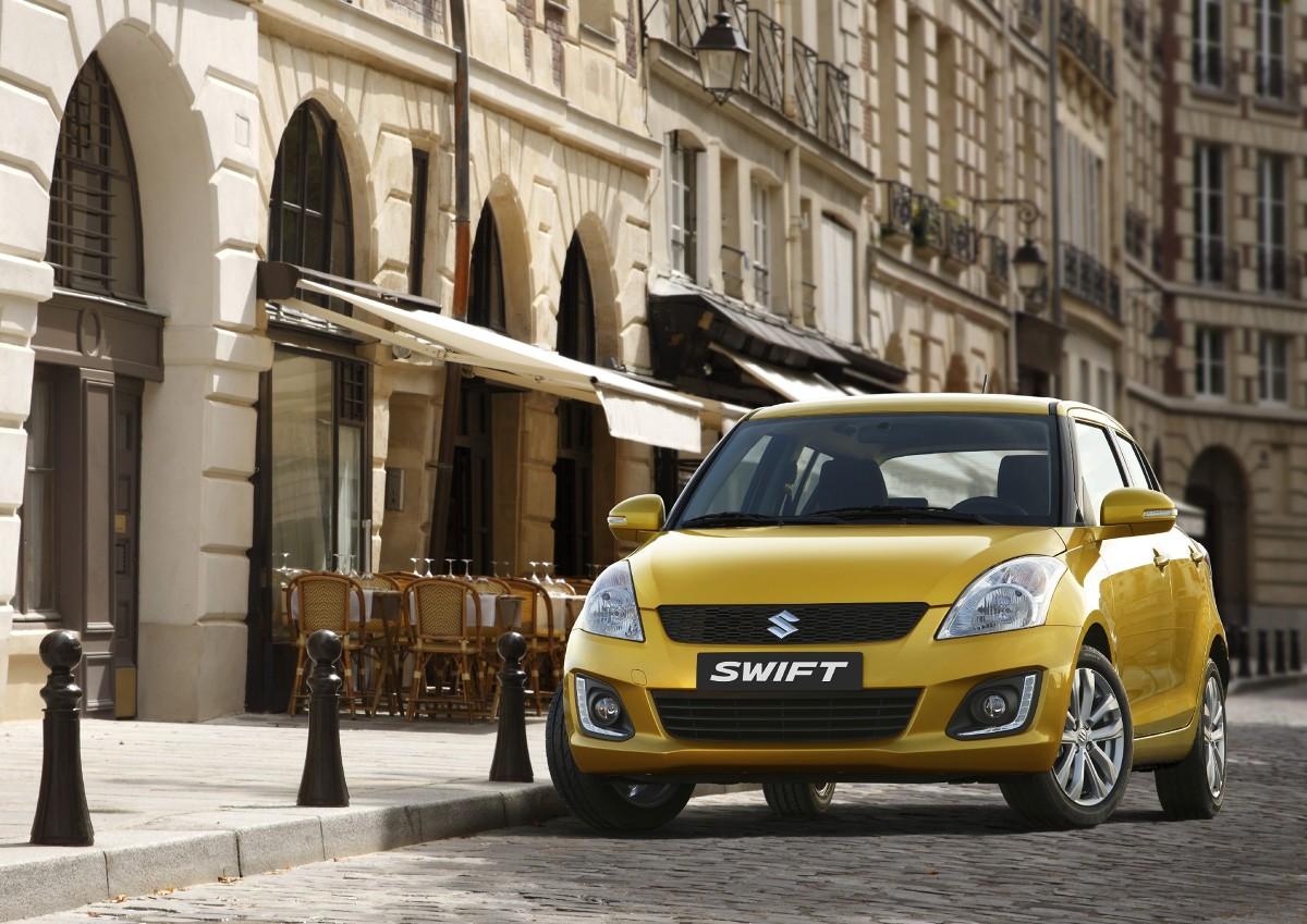 Suzuki Swift 2013, Fot: Suzuki