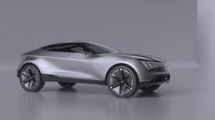 Kia Futuron Concept. Kierowca w nowatorskim otoczeniu