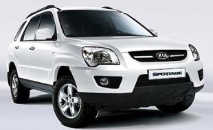 Kia Sportage II (2004 - 2010) SUV