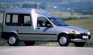 Ford Fiesta III (1989 - 1997) Furgon