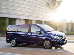 Mercedes-Benz Klasa V III [W447] (2014 - teraz)