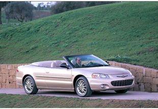 Chrysler Sebring II (2001 - 2006) Kabriolet
