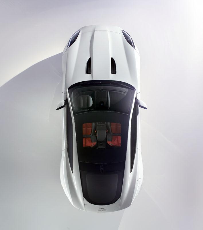 Jaguara F-Type Coupe / Fot. Jaguar