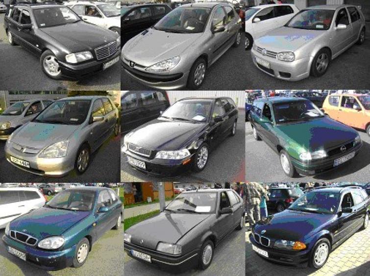 Giełda samochodowa w Lublinie - ceny z 11 września