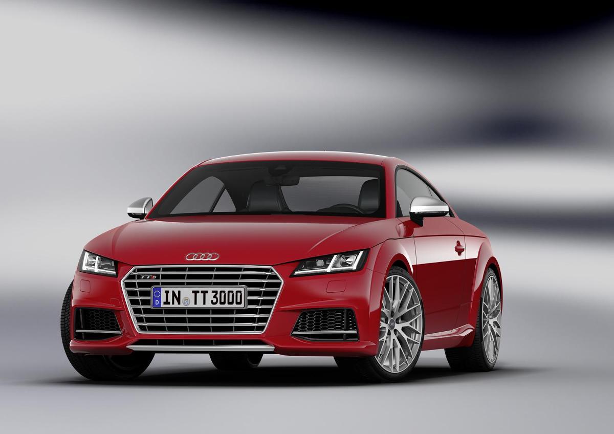 Audi TT / Fot. Audi