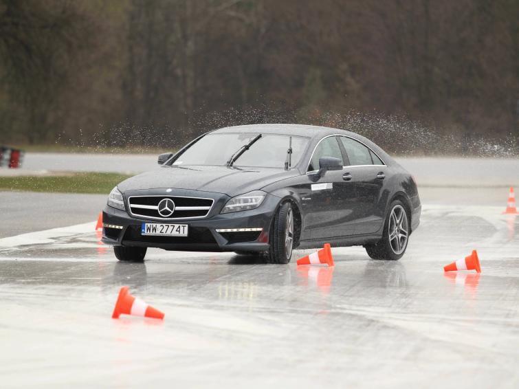 Mercedes-Benz Driving Events na torze Kielce (zdjęcia, film)