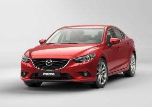 Mazda 6 III (2012 - teraz) Sedan