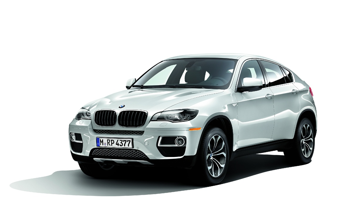 BMW Individual X6 Performance Edition Fot: BMW