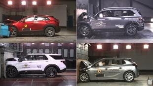Euro NCAP. Ford Explorer, Mazda CX-30, Mercedes GLB, Opel Corsa. Jakie oceny?