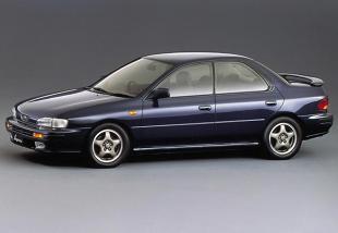 Subaru Impreza I (1992 - 2000) Sedan